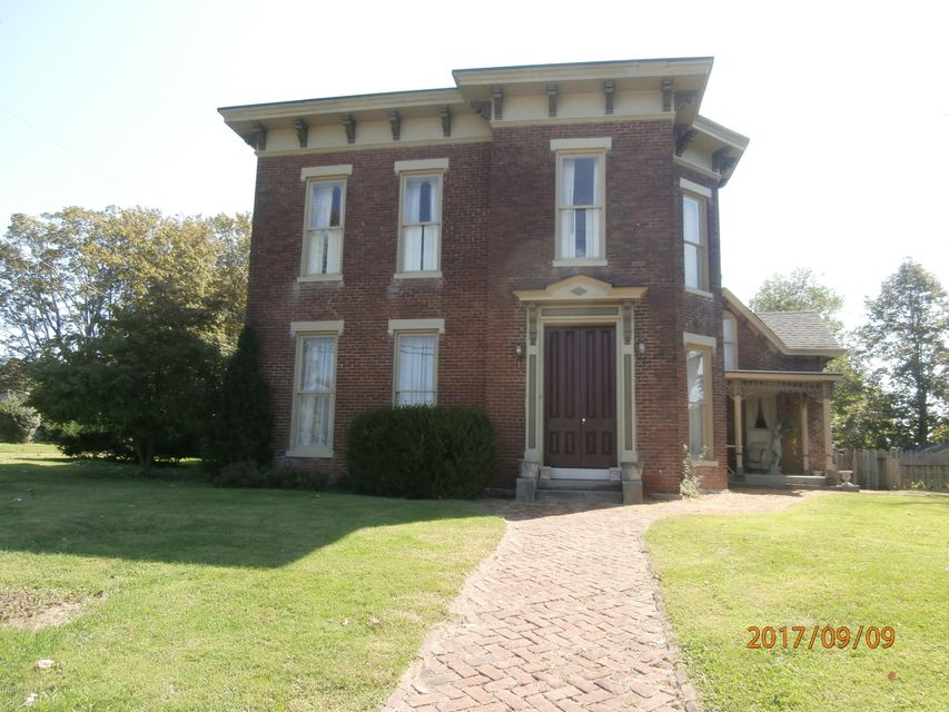 Single Family Home for Sale at 244 N Main Street 244 N Main Street New Castle, Kentucky 40050 United States