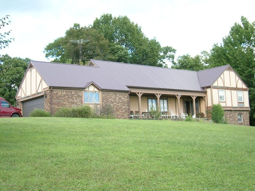 Single Family Home for Sale at 1738 Sunbeam Road 1738 Sunbeam Road Leitchfield, Kentucky 42754 United States