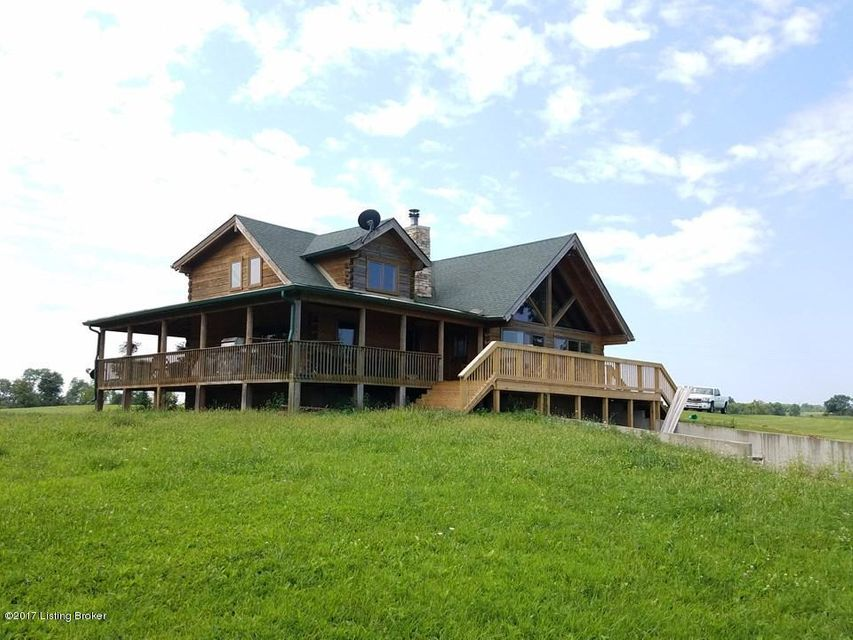 Single Family Home for Sale at 628 Buck Creek Road 628 Buck Creek Road Campbellsburg, Kentucky 40011 United States