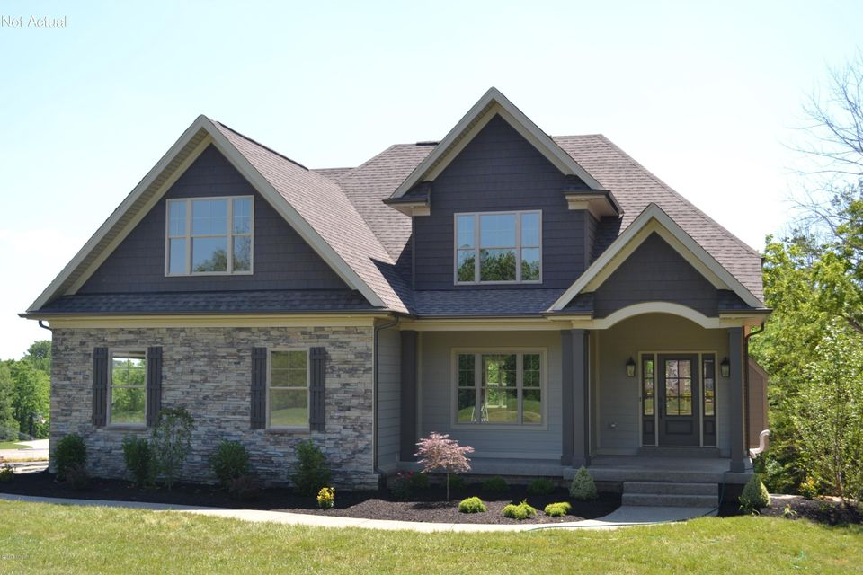 Single Family Home for Sale at 2002 Oakshade Court Crestwood, Kentucky 40014 United States
