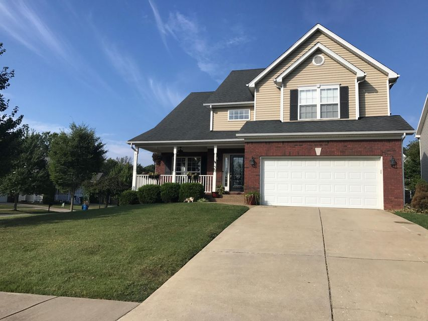 Single Family Home for Sale at 5606 Sundrop Place Crestwood, Kentucky 40014 United States