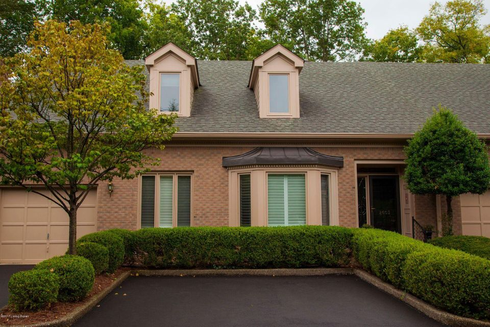 Condominium for Sale at 2603 Seminary Drive 2603 Seminary Drive Louisville, Kentucky 40241 United States
