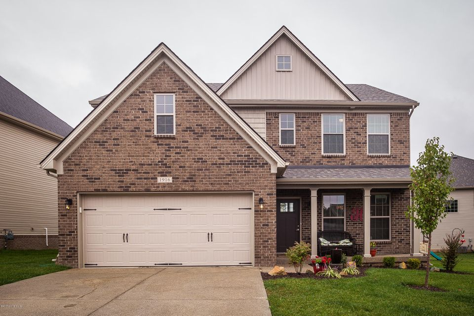 Single Family Home for Sale at 1916 Carabiner Way Louisville, Kentucky 40245 United States