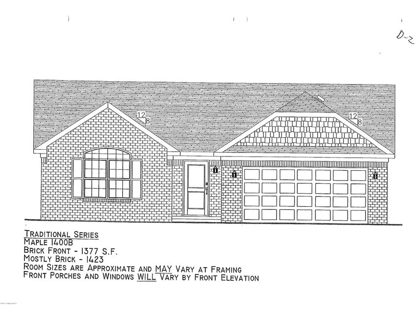 Single Family Home for Sale at 148 Spring Leaf Court 148 Spring Leaf Court Shelbyville, Kentucky 40065 United States
