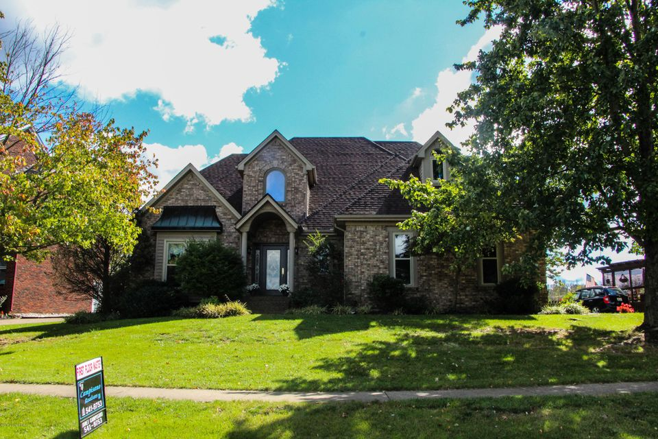 Single Family Home for Sale at 17012 Polo Fields Lane 17012 Polo Fields Lane Louisville, Kentucky 40245 United States