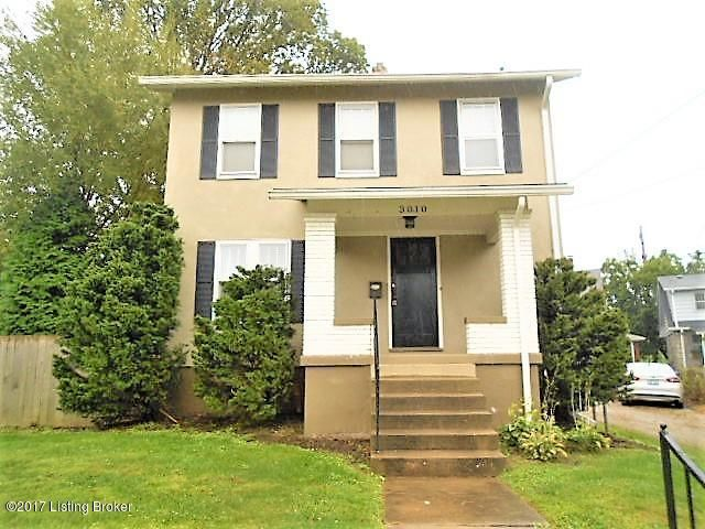 Single Family Home for Rent at 3010 Wentworth Avenue Louisville, Kentucky 40206 United States