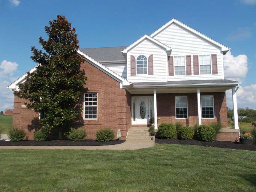 Single Family Home for Sale at 115 Jericho Ridge Road Smithfield, Kentucky 40068 United States