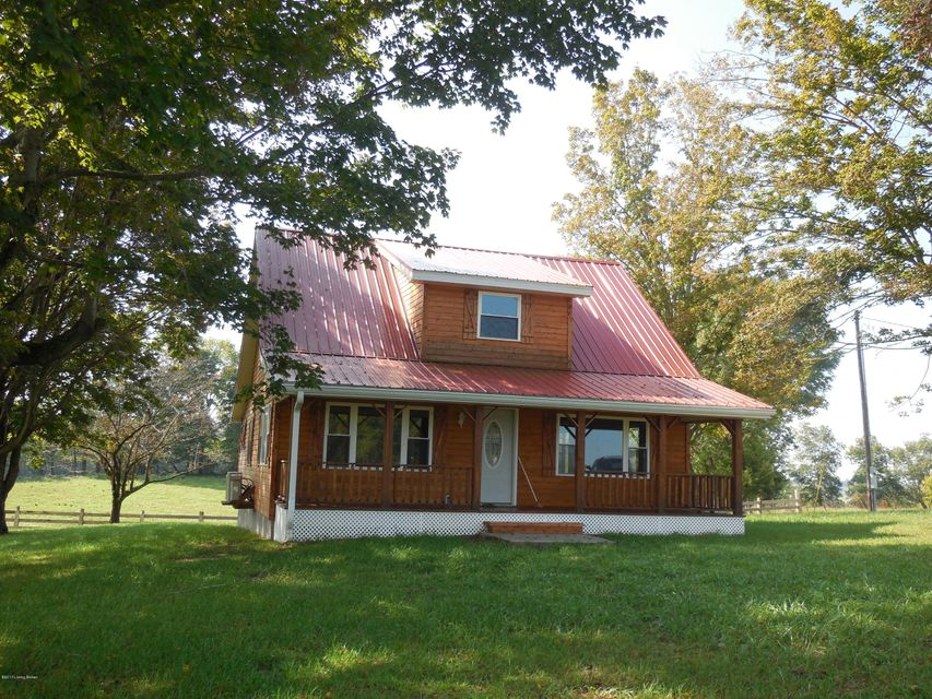 Single Family Home for Sale at 557 Sidebottom Cemetery Road 557 Sidebottom Cemetery Road Greensburg, Kentucky 42743 United States