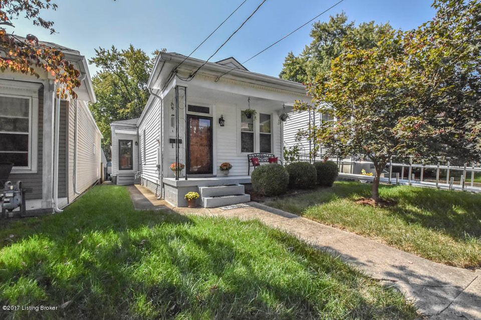 Single Family Home for Sale at 1814 Arlington Avenue 1814 Arlington Avenue Louisville, Kentucky 40206 United States