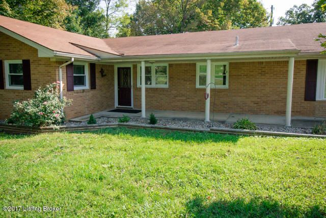 Single Family Home for Sale at 181 Yates Chapel Road 181 Yates Chapel Road Cecilia, Kentucky 42724 United States