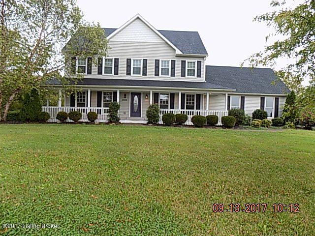 Single Family Home for Sale at 4603 Grand Dell Drive 4603 Grand Dell Drive Crestwood, Kentucky 40014 United States
