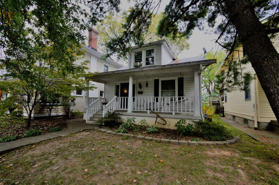 Single Family Home for Sale at 117 S Hite Avenue 117 S Hite Avenue Louisville, Kentucky 40206 United States