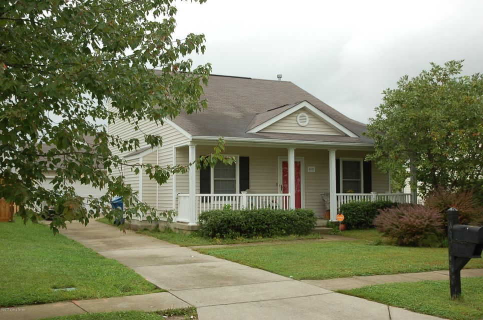 Single Family Home for Sale at 6107 Maravian Drive 6107 Maravian Drive Louisville, Kentucky 40258 United States