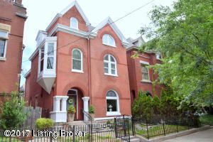 Single Family Home for Rent at 103 W Ormsby Avenue 103 W Ormsby Avenue Louisville, Kentucky 40203 United States