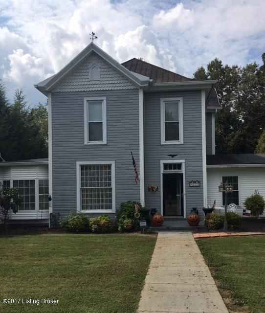 Single Family Home for Sale at 459 N Main Street 459 N Main Street New Castle, Kentucky 40050 United States