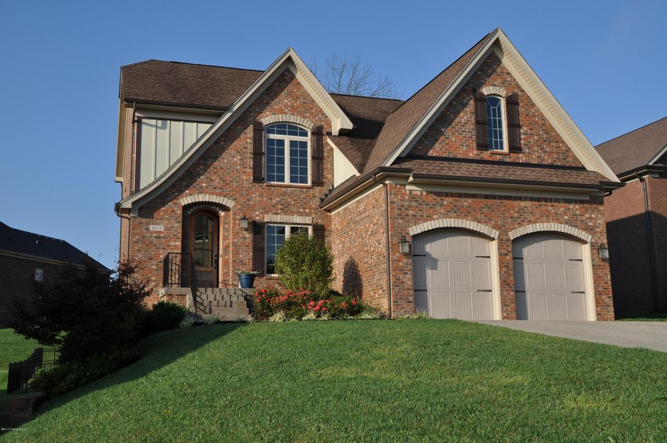 Single Family Home for Sale at 4808 Saddle Bend Way 4808 Saddle Bend Way Louisville, Kentucky 40299 United States
