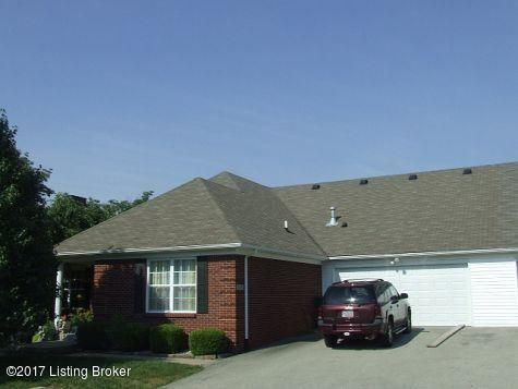 Condominium for Sale at 8709 Lough Drive 8709 Lough Drive Louisville, Kentucky 40291 United States