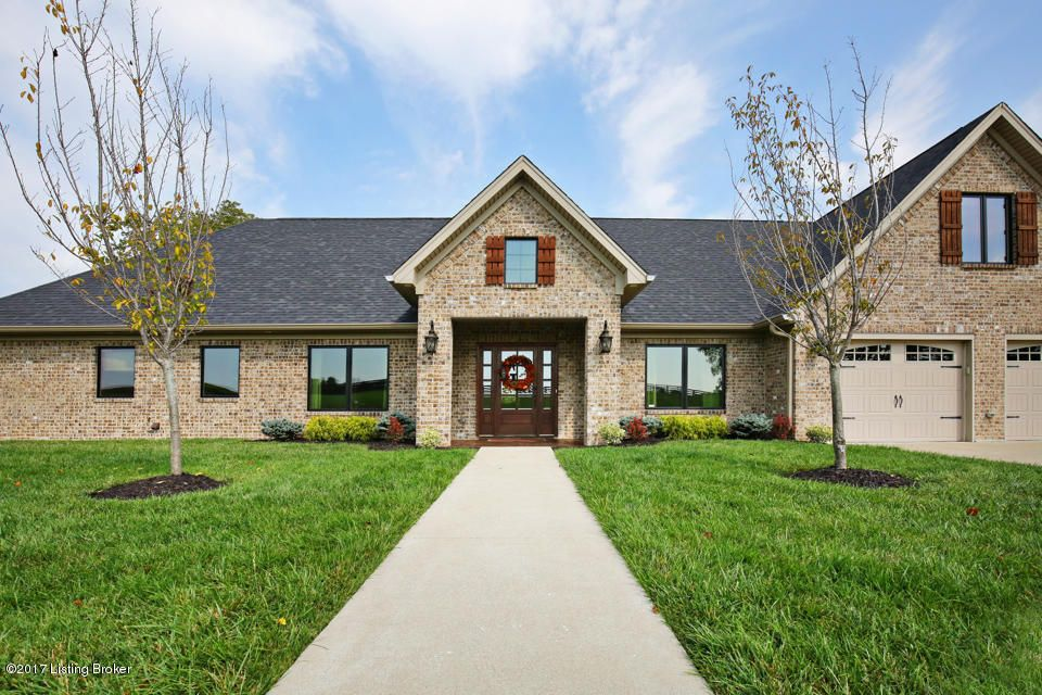Single Family Home for Sale at 1547 Equestrian Lakes Lane 1547 Equestrian Lakes Lane Finchville, Kentucky 40022 United States