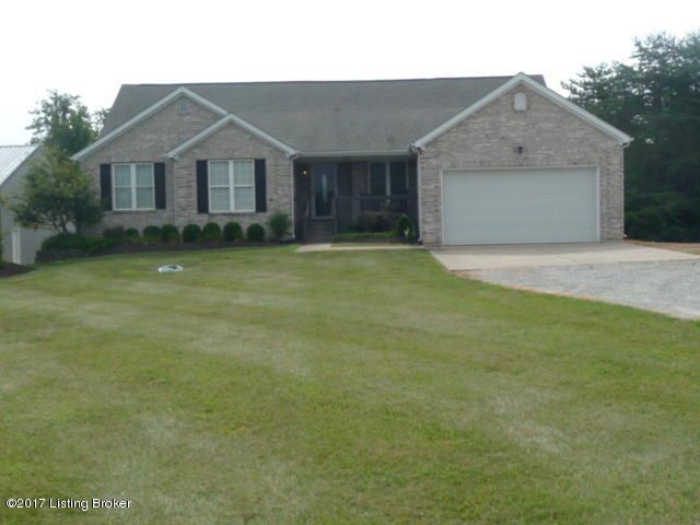 Single Family Home for Sale at 540 Burba Road 540 Burba Road Bardstown, Kentucky 40004 United States