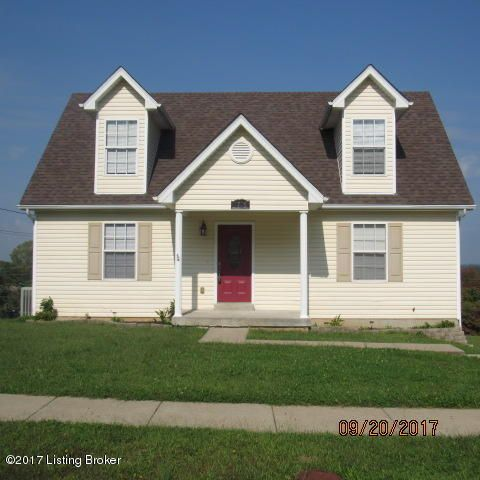 Single Family Home for Sale at 1725 S Boundary Road 1725 S Boundary Road Radcliff, Kentucky 40160 United States