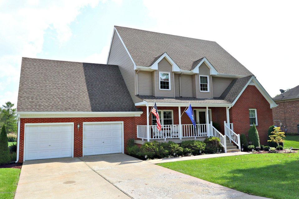 Single Family Home for Sale at 1227 Cambridge Drive 1227 Cambridge Drive Shelbyville, Kentucky 40065 United States