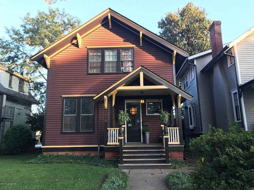 Single Family Home for Sale at 2020 Woodbourne Avenue 2020 Woodbourne Avenue Louisville, Kentucky 40205 United States