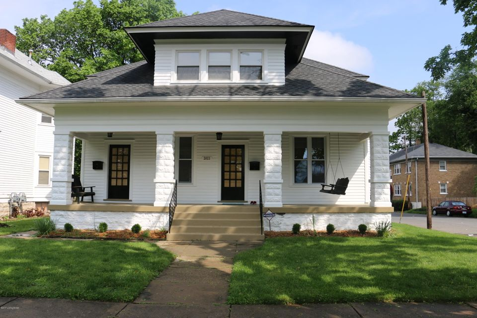 Single Family Home for Rent at 2023 Woodbourne Avenue 2023 Woodbourne Avenue Louisville, Kentucky 40205 United States