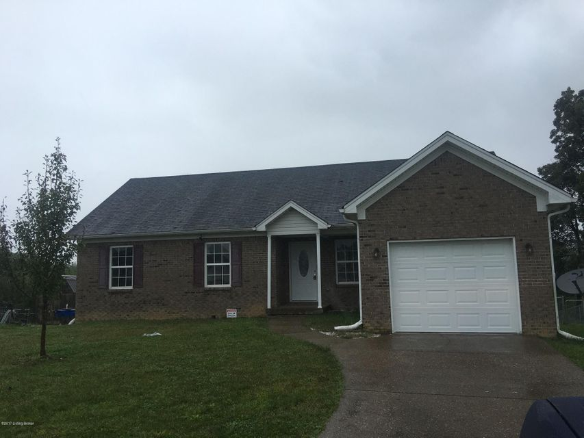 Single Family Home for Rent at 748 Tecumseh Drive 748 Tecumseh Drive Shepherdsville, Kentucky 40165 United States