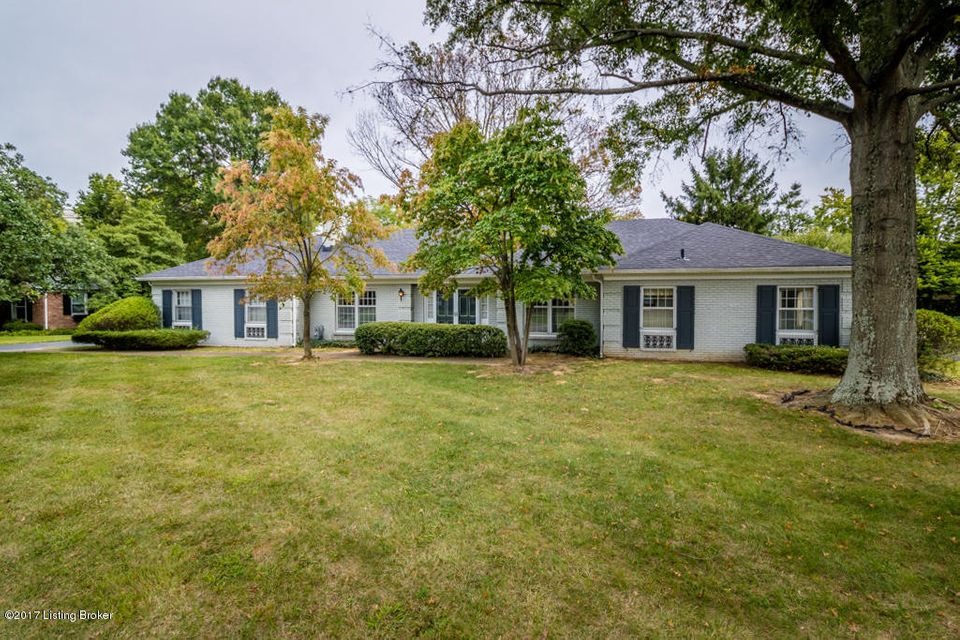 Single Family Home for Sale at 6404 Glenwood Road 6404 Glenwood Road Louisville, Kentucky 40222 United States