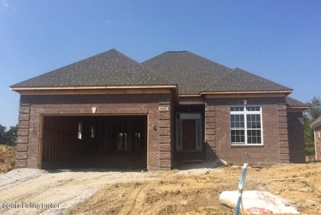 Single Family Home for Sale at 6606 Willow Branch Court 6606 Willow Branch Court Louisville, Kentucky 40291 United States