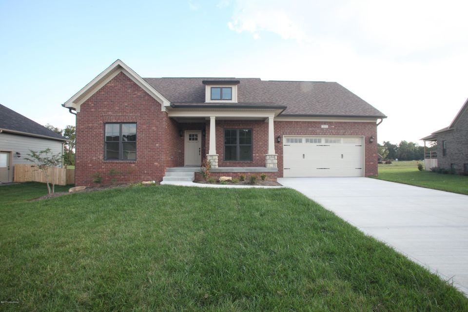 Single Family Home for Sale at 211 Washington Commons Drive 211 Washington Commons Drive Mount Washington, Kentucky 40047 United States