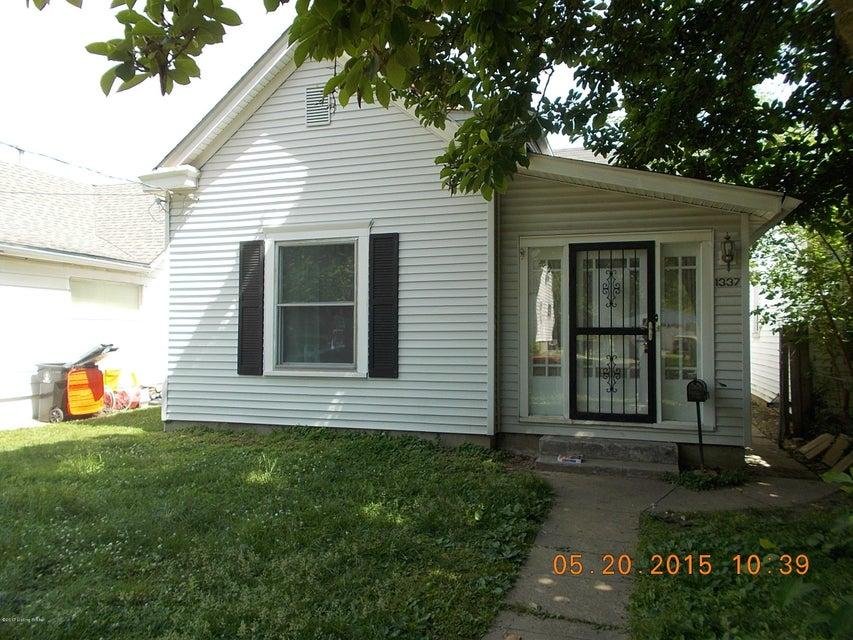 Single Family Home for Rent at 1337 Oakwood Avenue 1337 Oakwood Avenue Louisville, Kentucky 40215 United States