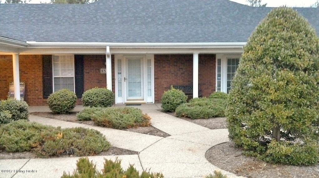 Condominium for Sale at 8533 Aspen Glen Way 8533 Aspen Glen Way Louisville, Kentucky 40228 United States