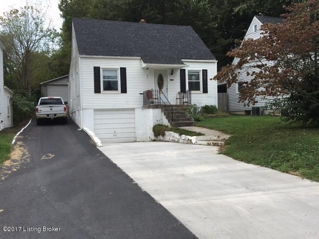 Single Family Home for Sale at 4108 Lee Avenue 4108 Lee Avenue Louisville, Kentucky 40213 United States