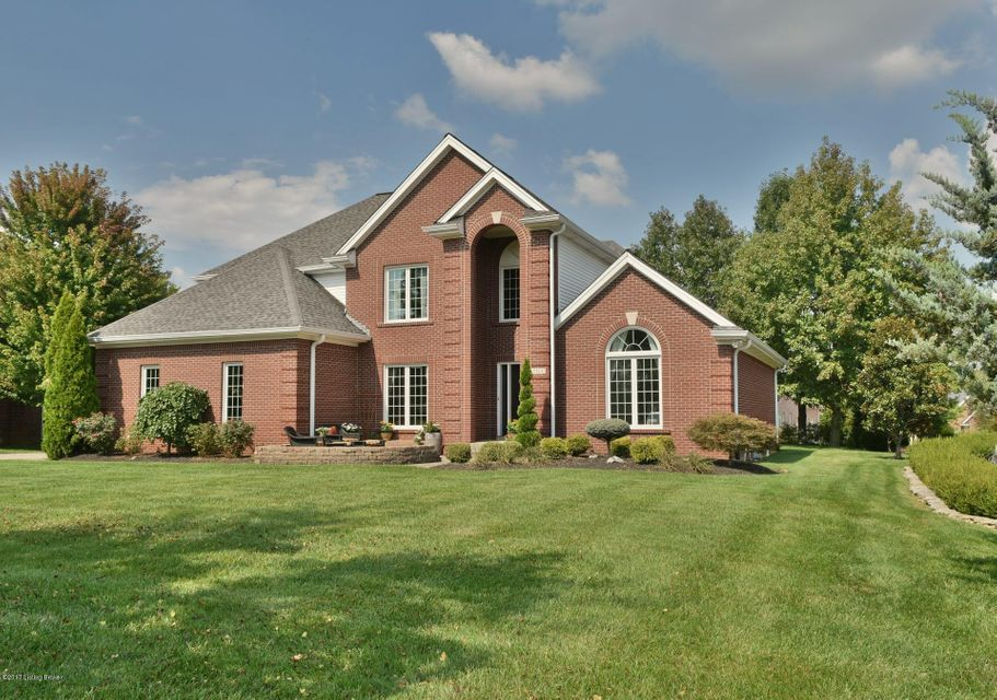 Single Family Home for Sale at 3114 Crestmoor Court 3114 Crestmoor Court Prospect, Kentucky 40059 United States