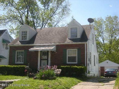 Single Family Home for Sale at 1122 W Ashland Avenue 1122 W Ashland Avenue Louisville, Kentucky 40215 United States