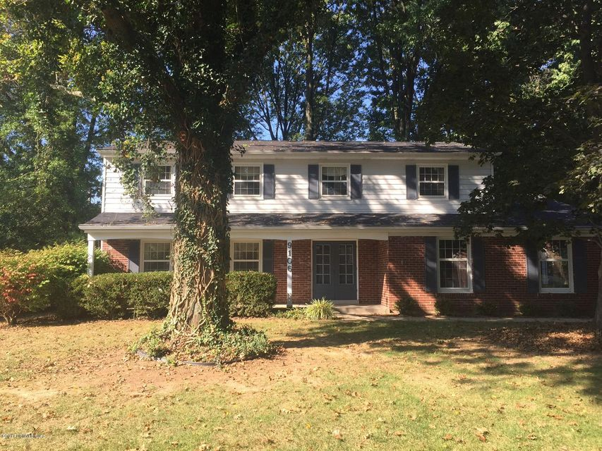 Single Family Home for Sale at 9106 Glover Lane 9106 Glover Lane Louisville, Kentucky 40242 United States