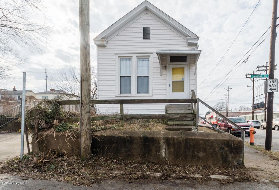 Single Family Home for Sale at 827 Swan Street 827 Swan Street Louisville, Kentucky 40204 United States