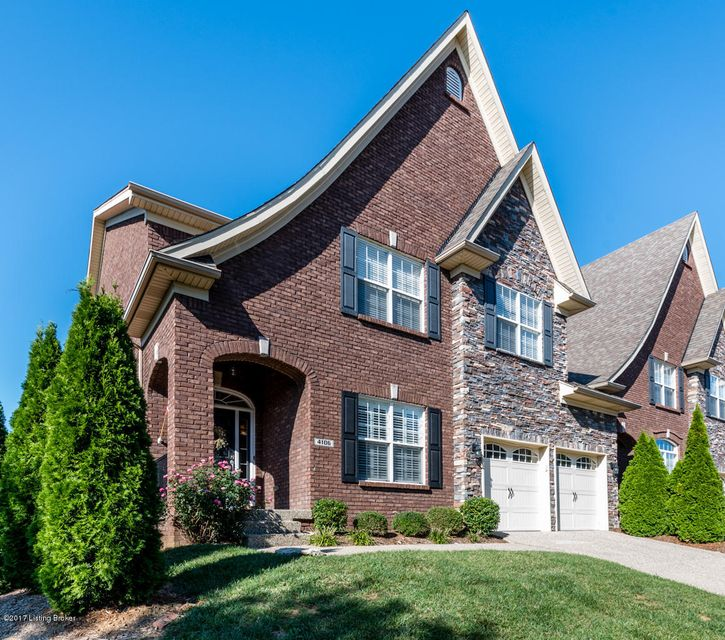 Condominium for Sale at 4106 Ethan Cole Court 4106 Ethan Cole Court Louisville, Kentucky 40059 United States