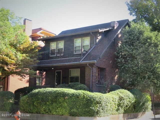 Single Family Home for Sale at 1381 S 1st Street 1381 S 1st Street Louisville, Kentucky 40208 United States