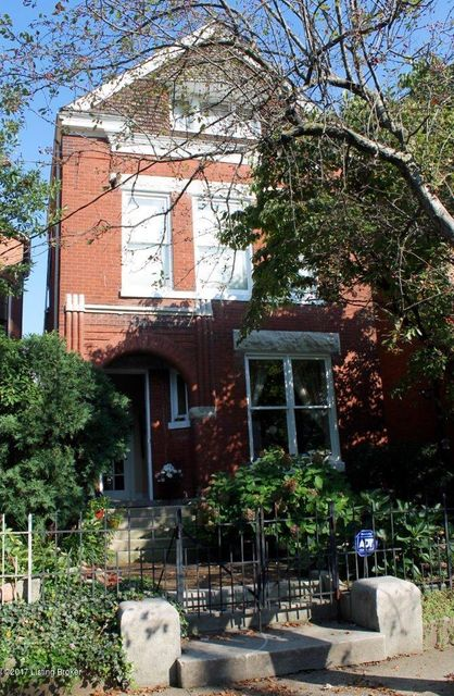 Single Family Home for Sale at 1305 S Brook Street 1305 S Brook Street Louisville, Kentucky 40208 United States