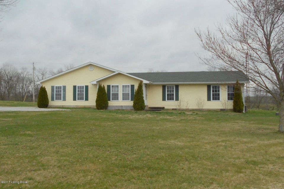 Single Family Home for Sale at 909 Beaver Dam Creek Road 909 Beaver Dam Creek Road Leitchfield, Kentucky 42754 United States