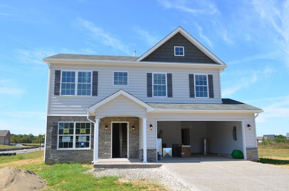 Single Family Home for Sale at Lot 64 Kaufman Farm Drive Lot 64 Kaufman Farm Drive Louisville, Kentucky 40291 United States