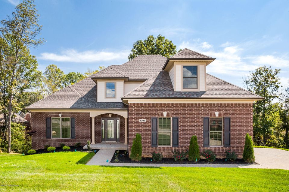 Single Family Home for Sale at 1303 Kennesaw Creek Way 1303 Kennesaw Creek Way Louisville, Kentucky 40023 United States