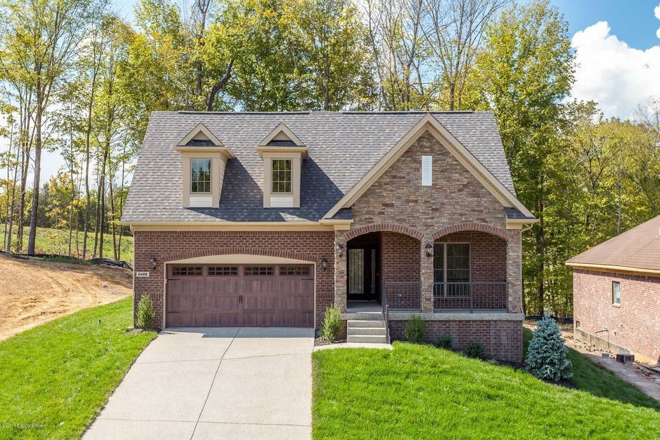 Single Family Home for Sale at 2408 Irish Bend Court 2408 Irish Bend Court Louisville, Kentucky 40023 United States