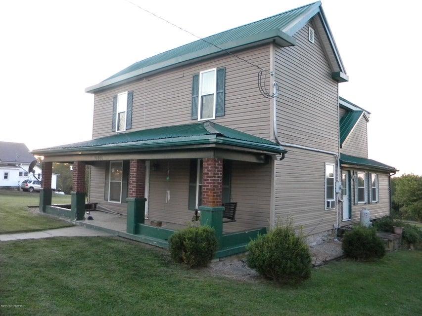 Single Family Home for Sale at 12485 Mt Eden Road 12485 Mt Eden Road Mount Eden, Kentucky 40046 United States