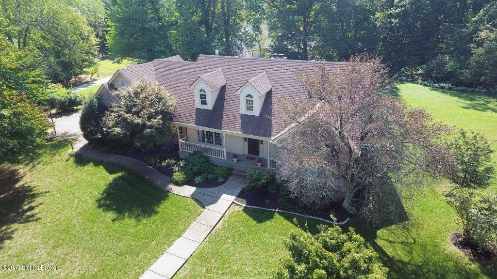 Single Family Home for Sale at 117 Stoney Creek Court 117 Stoney Creek Court Pewee Valley, Kentucky 40056 United States