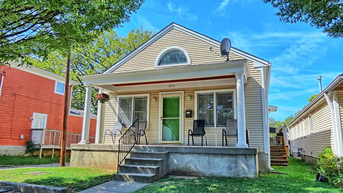 Single Family Home for Sale at 612 18th Street 612 18th Street Louisville, Kentucky 40203 United States