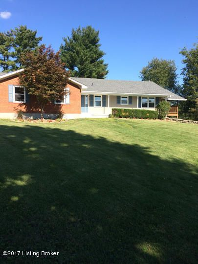 Single Family Home for Sale at 566 Centerview Drive 566 Centerview Drive Shepherdsville, Kentucky 40165 United States