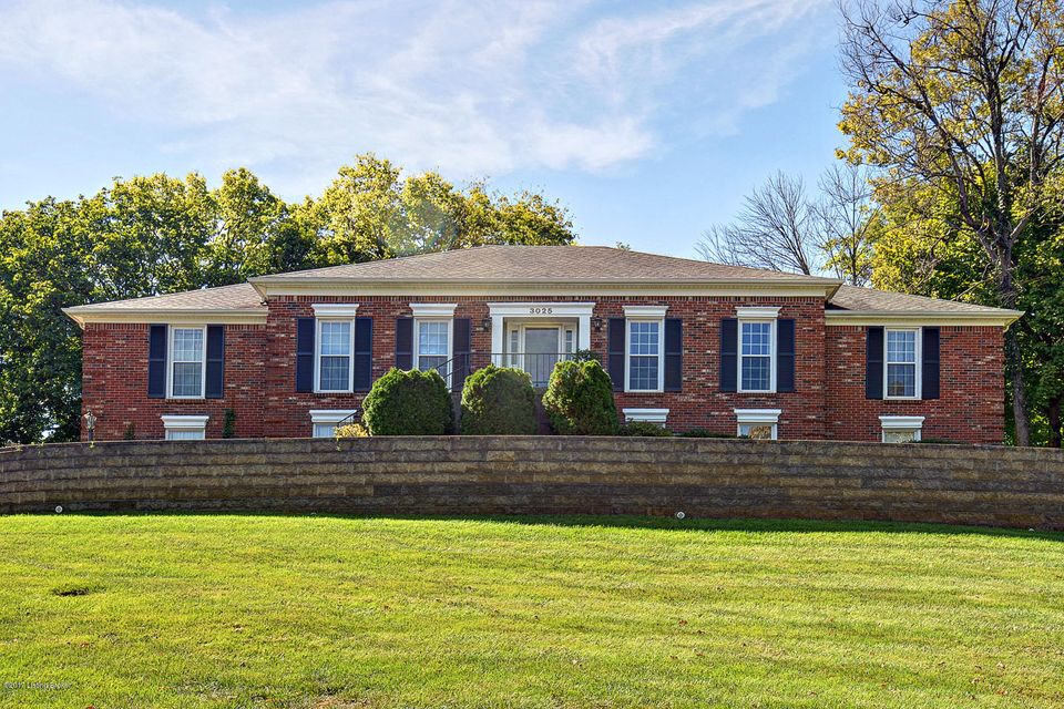 Single Family Home for Sale at 3025 Juniper Hill Road 3025 Juniper Hill Road Louisville, Kentucky 40206 United States